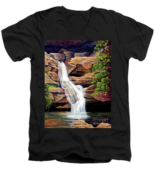 Bridal Shower Men's V-Neck T-Shirt