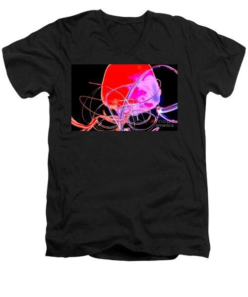Cephalopod Men's V-Neck T-Shirt