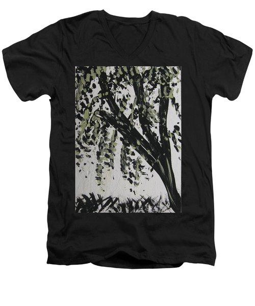 Dance With Me? Men's V-Neck T-Shirt