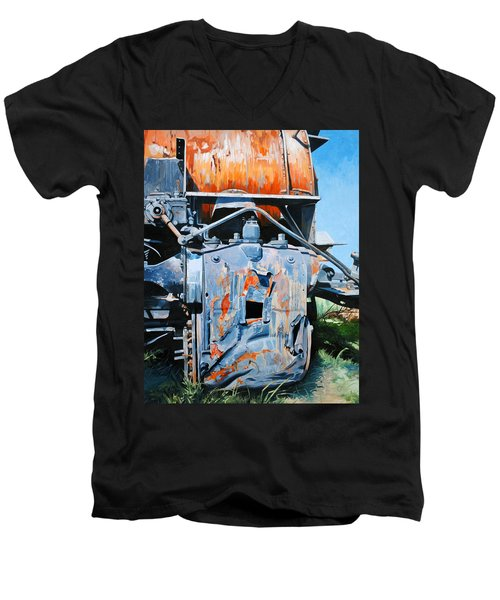 Derelict Men's V-Neck T-Shirt