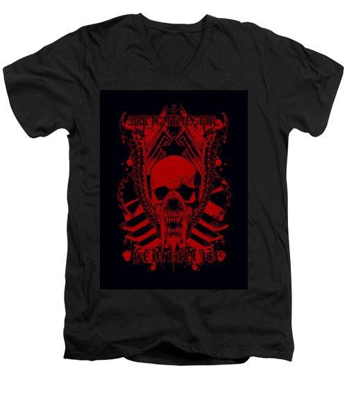 Devitalized Men's V-Neck T-Shirt