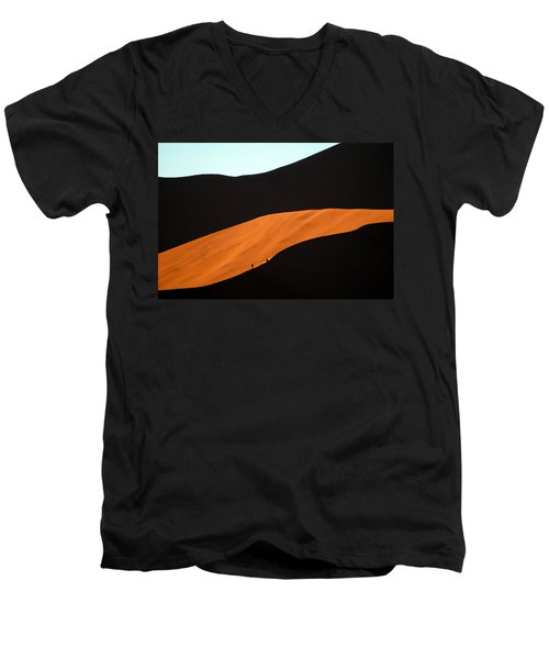 Dune Tunnel Men's V-Neck T-Shirt