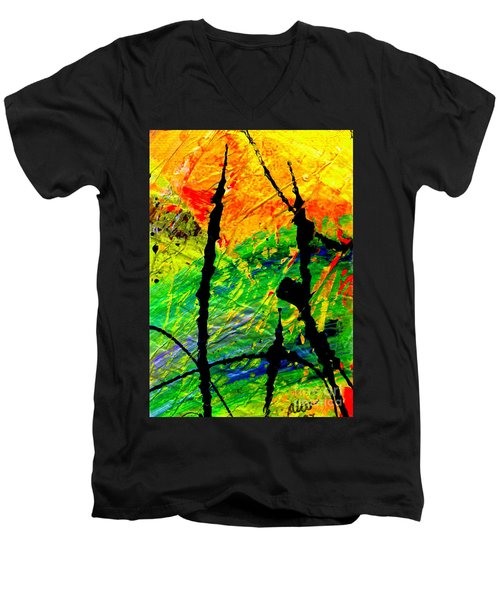 Extreme Ecstasy Men's V-Neck T-Shirt