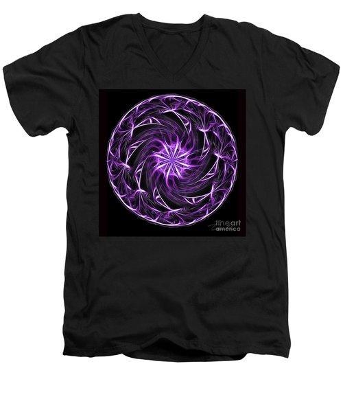 Forgotten Dream Men's V-Neck T-Shirt by Danuta Bennett