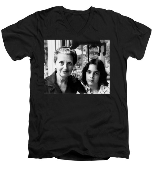 Generations Men's V-Neck T-Shirt