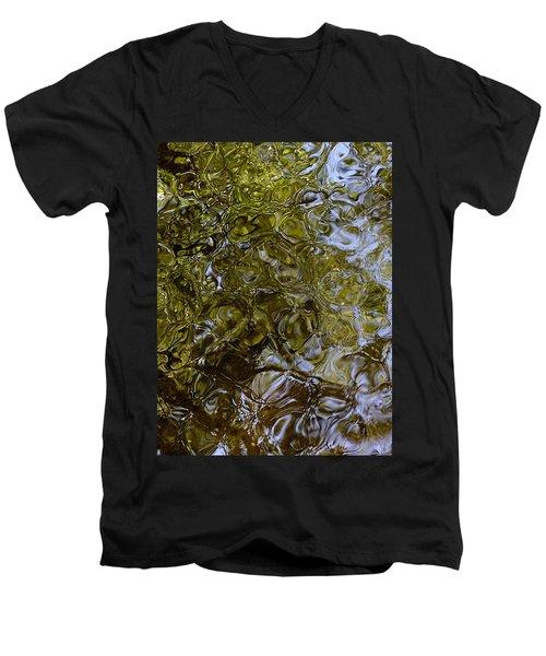 Green Dream Men's V-Neck T-Shirt