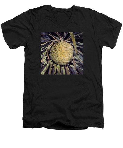 Hala Fruit Men's V-Neck T-Shirt