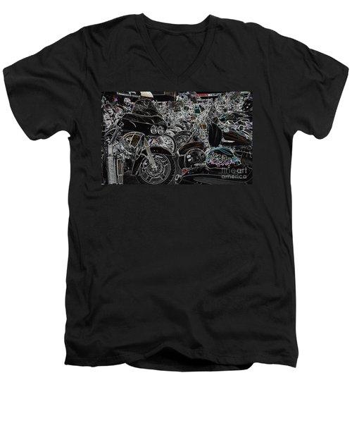 Head Peace Men's V-Neck T-Shirt