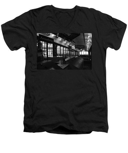 Herbal Essence Men's V-Neck T-Shirt