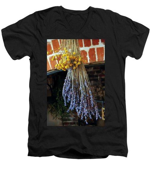 Jane Austen's Kitchen Men's V-Neck T-Shirt