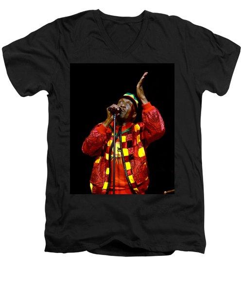 Jimmy Cliff Men's V-Neck T-Shirt