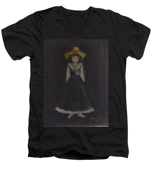 Just A Beautiful Country Girl... Men's V-Neck T-Shirt