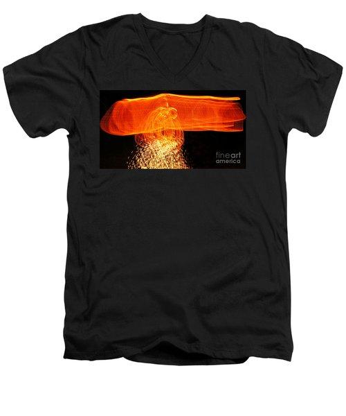 Luminosity Men's V-Neck T-Shirt