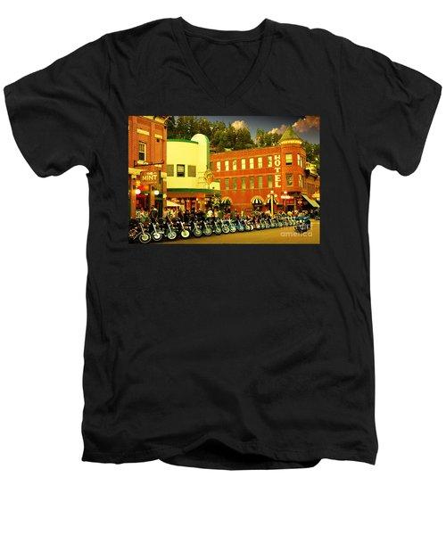 Mint Condition Men's V-Neck T-Shirt