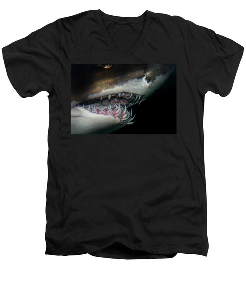 Mouthy Men's V-Neck T-Shirt