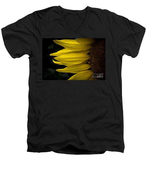 Nature's Fingers Men's V-Neck T-Shirt