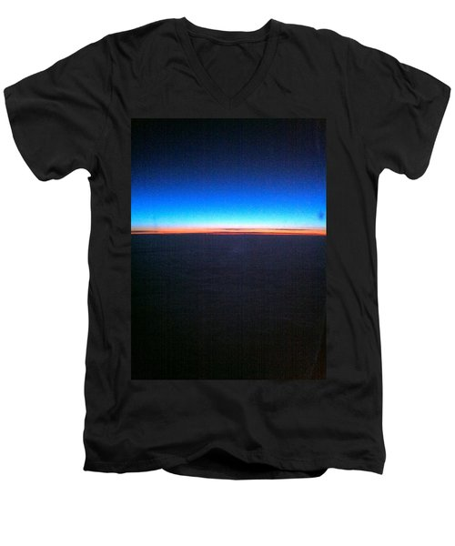 Rainbow Atlantic Men's V-Neck T-Shirt