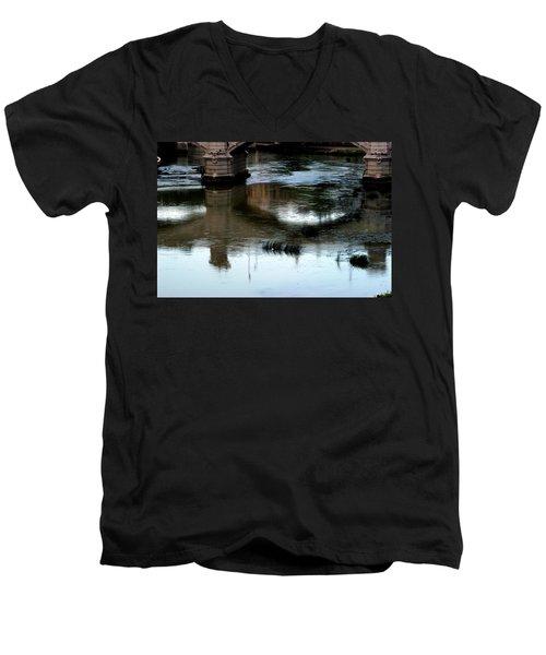 Reflection Tevere Men's V-Neck T-Shirt