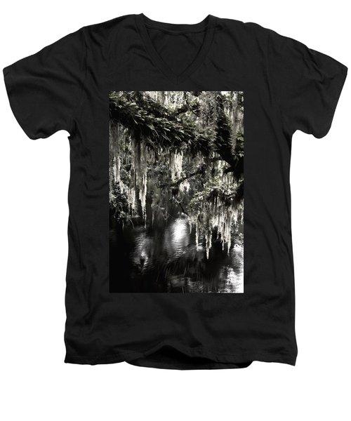 River Branch Men's V-Neck T-Shirt
