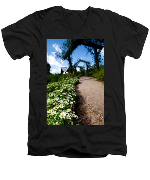 Secret Path Men's V-Neck T-Shirt