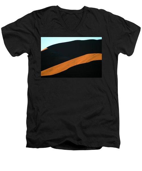 See How Big Men's V-Neck T-Shirt