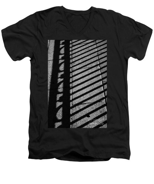 Shades Men's V-Neck T-Shirt