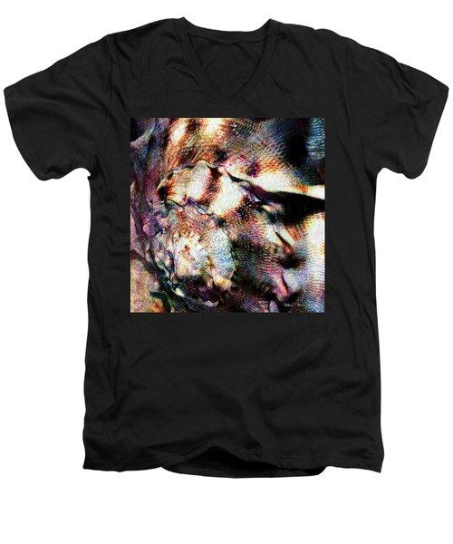 Shell Game Men's V-Neck T-Shirt