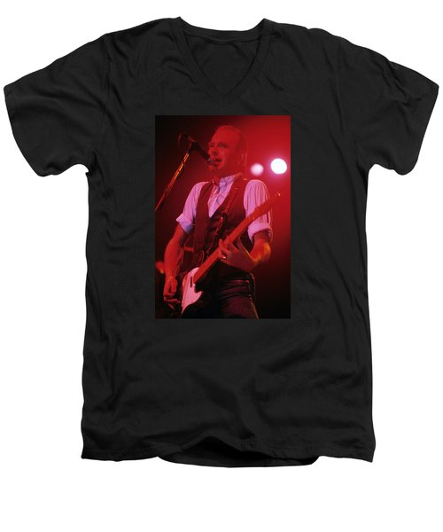 Sir Francis Rossi - Status Quo Men's V-Neck T-Shirt