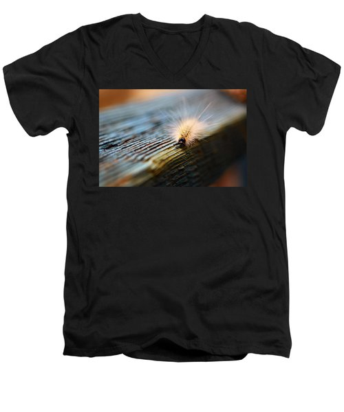Something Wicked This Way Comes Men's V-Neck T-Shirt