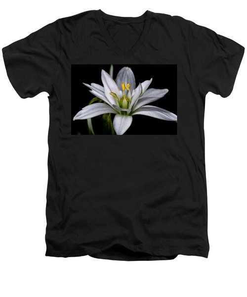 Star Of Bethlehem Men's V-Neck T-Shirt
