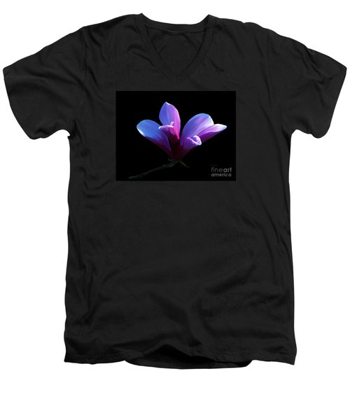 Steel Magnolia Men's V-Neck T-Shirt