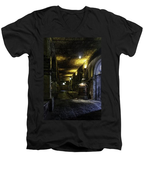 Tequilera No. 2 Men's V-Neck T-Shirt