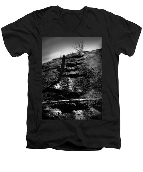 The Ascent Men's V-Neck T-Shirt