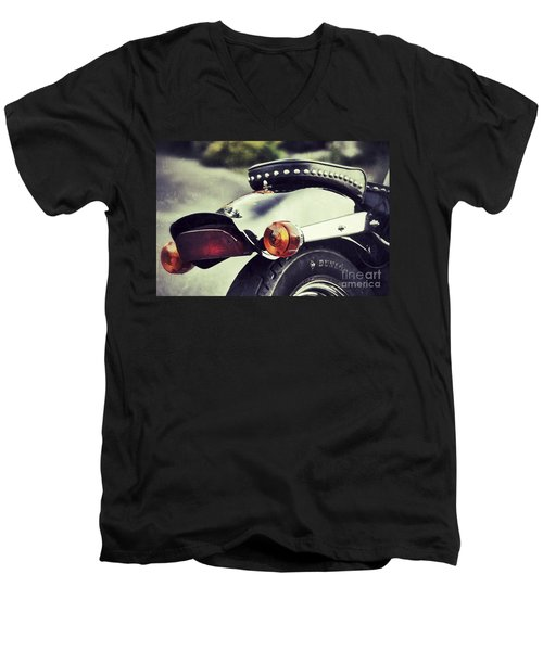 The End Men's V-Neck T-Shirt