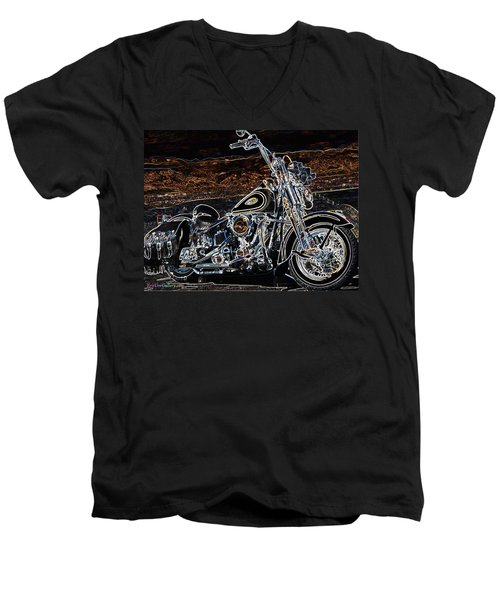 The Great American Getaway Men's V-Neck T-Shirt