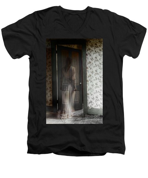 The Haunting Men's V-Neck T-Shirt