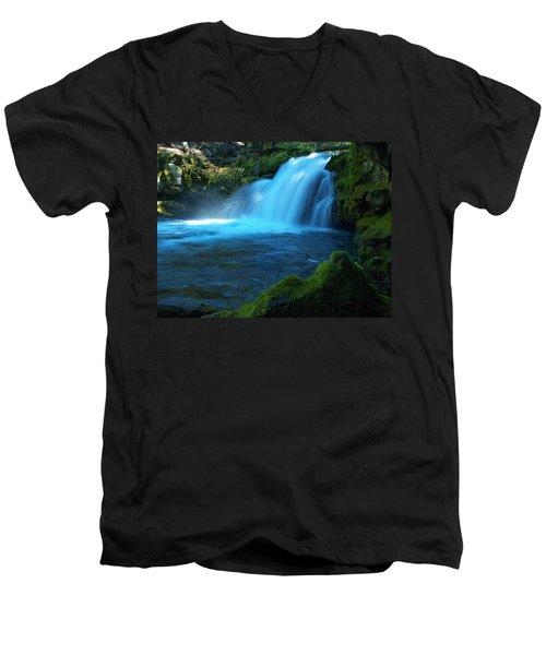 Thee Elusive Beast Men's V-Neck T-Shirt