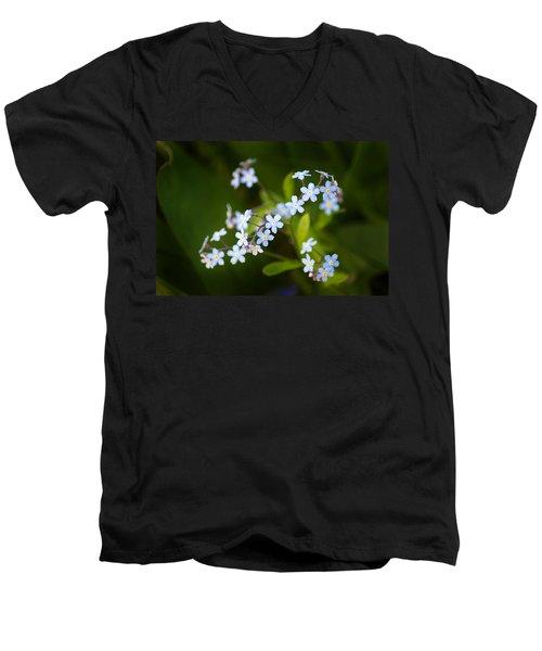 Tiny Dancers Men's V-Neck T-Shirt