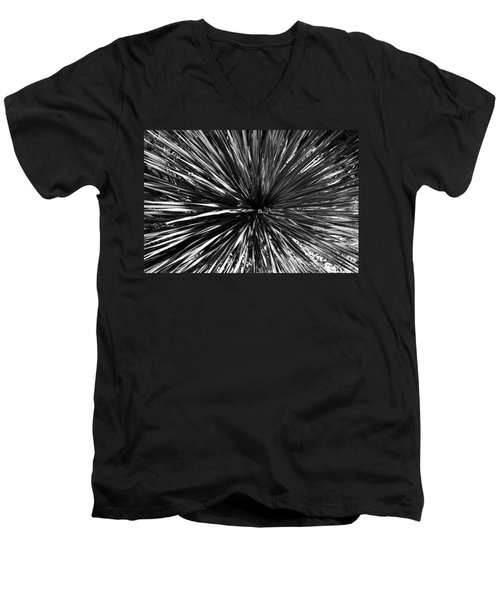 Warp Speed  Men's V-Neck T-Shirt