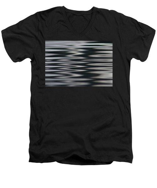 Zebra Waters Men's V-Neck T-Shirt