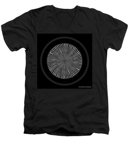 #0110201510 Men's V-Neck T-Shirt