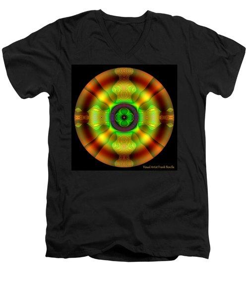 #0803020152 Men's V-Neck T-Shirt