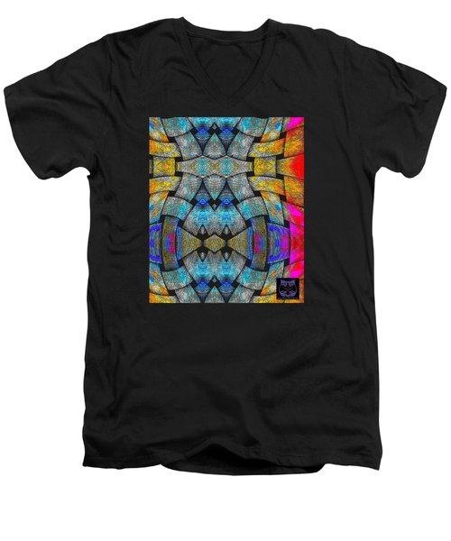 #092920156 Men's V-Neck T-Shirt