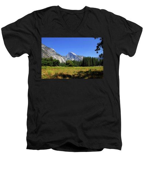 @ Yosemite Men's V-Neck T-Shirt