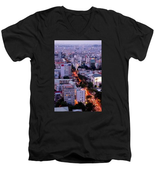 Afternoon Men's V-Neck T-Shirt