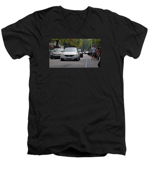 Bmw M3 Men's V-Neck T-Shirt