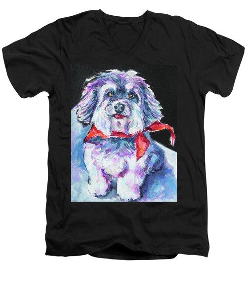 Chico Men's V-Neck T-Shirt