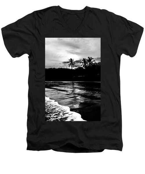Coast Of Eden Men's V-Neck T-Shirt