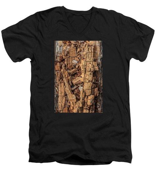 Dead Tree Men's V-Neck T-Shirt