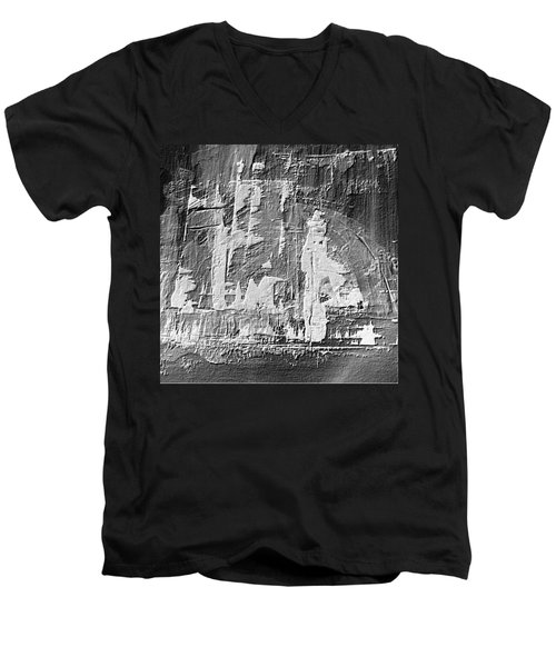 Dj's World Men's V-Neck T-Shirt